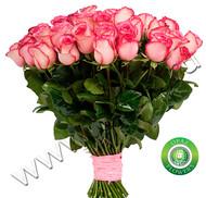 № Р-813 Букет состоит из: - роза 25 шт., длина 60 см.