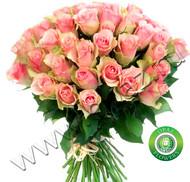 № Р-814 Букет состоит из: - роза 35 шт., длина 60 см.