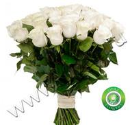 № Р-811 Букет состоит из: - роза 25 шт., длина 50 см.