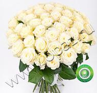 № Р-818 Букет состоит из: - роза 51 шт., длина 50 см.
