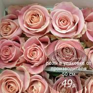 Розы в пачке от производителя   высота 50 см  ар.RO-002