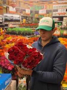 Цена 10шт Роза Голландия Premium СА-05