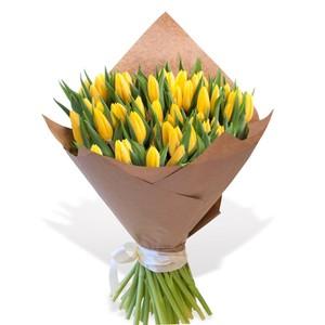 Тюльпаны 39шт №ТУ46