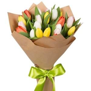 Тюльпаны 25шт №ТУ39