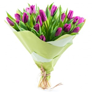 Тюльпаны 25шт №ТУ43