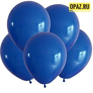 Шар синий