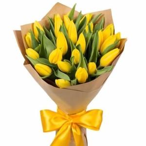 Тюльпаны 25шт №ТУ40