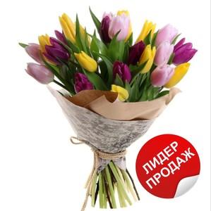 Тюльпаны 25шт №ТУ42
