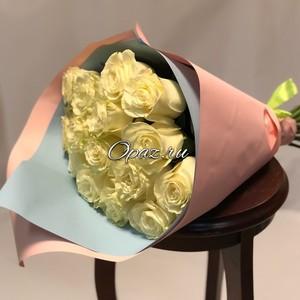 15 роз Голландия Premium оформлении №РС-067