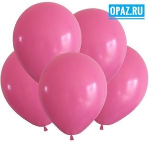 Шар розовый