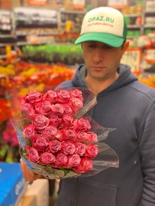 Цена 10шт Роза Голландия Premium СА-01