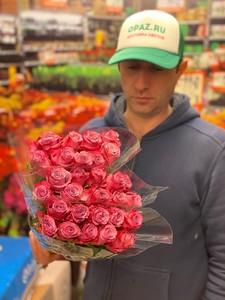 Цена 1шт - 59руб - Роза Голландия Premium СА-01