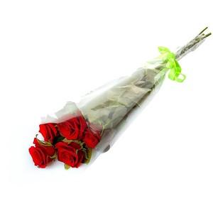 Роза Эквадор Premium 60см 5шт № РС-16