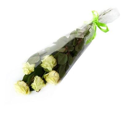 Роза Эквадор Premium 60см 5шт № РО-08